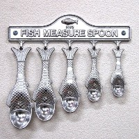 [DULTON]ダルトン FISH MEASURE SPOON