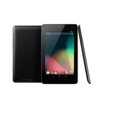 ASUS Nexus 7 (2012) TABLET / ブラウン ( Android 4.2 / 7inch / NVIDIA Tegra3 / 1G / 32G / WiFi モバイル通信対応 ...