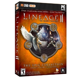 Lineage II: The Epic Collection (輸入版)