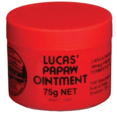 [Lucas' Papaw Ointment] ルーカスポーポークリーム 75g [海外直送品]