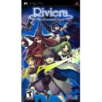 Riviera: The Promised Land (輸入版) - PSP