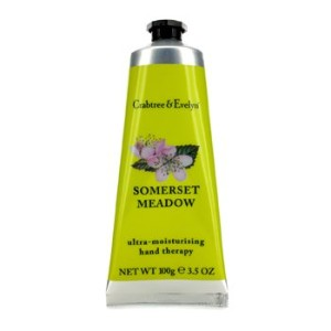 [Crabtree & Evelyn] Somerset Meadow Ultra-Moisturising Hand Therapy 100g/3.5oz