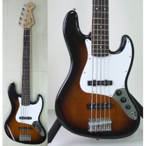 SQUIER by FENDER AFFINITY JAZZ BASS V BSB 5弦エレキベース