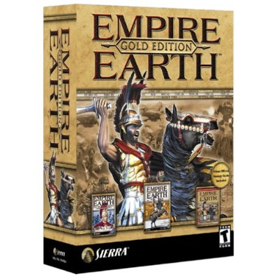 Empire Earth Gold (輸入版)