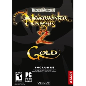 Neverwinter Nights 2 Gold (輸入版)