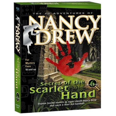 Nancy Drew: Secret of the Scarlet Hand (輸入版)
