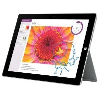Surface 3(サーフェス) Windows8.1/Atom x7/64GB SIMフリー 4G LTE対応 MSSAA1 10.8inch