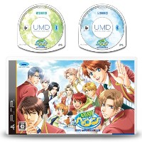 学園ヘヴン BOY'S LOVE SCRAMBLE! - PSP