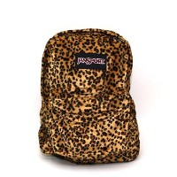 jansport(ジャンスポーツ) HIGH STAKES CarmelLeopard