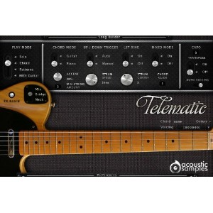 Telematic V3 -ギター音源-