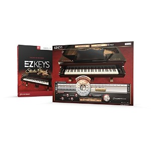EZ KEYS - STUDIO GRAND / BOX
