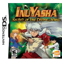 Inuyasha Secret of the Divine Jewel (輸入版)
