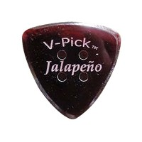 V-PICKS Ruby-Red Series Jalapeno 1.5mm V-JAL