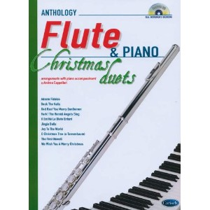 Anthology Christmas Duets for Flute & Piano / 名曲集 フルートとピアノのための クリスマス・デュエット