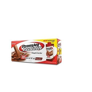 Premier Protein High Protein Shake, Chocolate 12 Pack by Premier Protein [並行輸入品]