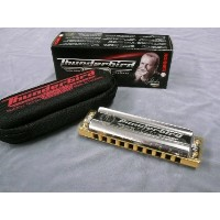【ブルースハープ】HOHNER Marine Band Thunderbird 2011 [Key:Low-G]