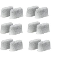 Everyday DCCF-24 24-Replacement Charcoal Water Filters for Cuisinart Coffee Machines, White [並行輸入品]