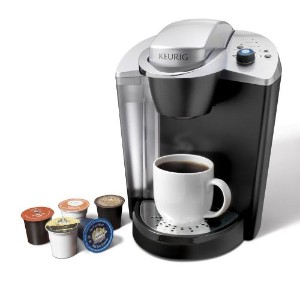 Keurig キューリグ K-Cup付 B145 OfficePRO Brewing System with Bonus K-Cup Portion Trial Pack