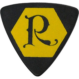 B.C.Rich ピック ROUNDED TRIANGLE 1.2mm JPRT-12/BY 36枚入り 【国内正規品】