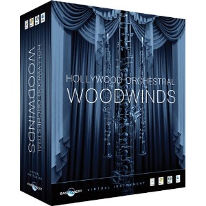 ◆EASTWEST Hollywood Orchestral Woodwinds Diamond Edition Windows版 木管楽器音源 『並行輸入品』 EW-205W