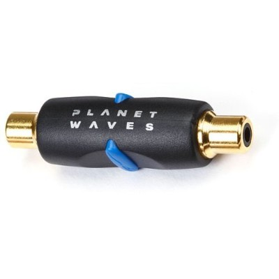 Planet Waves by D'Addario プラネットウェーブス コネクター PW-P047JJ RCA(F)/RCA(F) 【国内正規品】