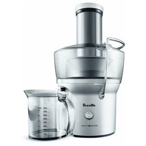 Breville BJE200XL Compact Juice Fountain 700-Watt【並行輸入】