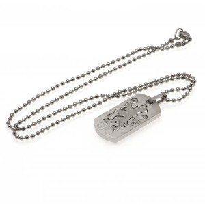 Chelsea F.C. Dog Tag & Chain CO