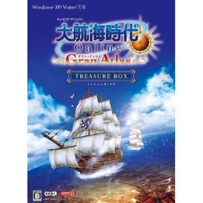 大航海時代 Online ~Gran Atlas~ TREASURE BOX
