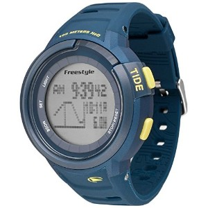 時計 Freestyle フリースタイル Unisex 10022920 Mariner Tide Digital Display Japanese Quartz Blue Watch メンズ...