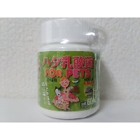 〔NS〕ハタ乳酸菌 FOR PETS ペット用 60g(計量スプーン付)×2個セット