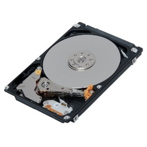 東芝 2.5 HDD 320GB 5400RPM 8MB 7mm SATA MQ01ABF032