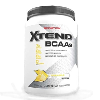 Scivation XTEND 44 oz Pineapple [並行輸入品] BCAA
