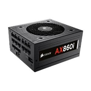 Corsair AX860i 80PLUS PLATINUM 860W PC 電源ユニット PS541 CP-9020037-JP
