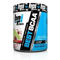 BPI Sports Best BCAA Peptide Linked Branched Chain Amino Energy Powder, Cherry Lime, 10.58 Ounce by...