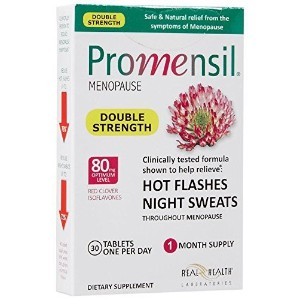 Promensil Double Strength Menopause Relief-30 ct by Promensil [並行輸入品]