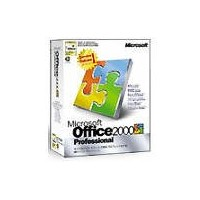 Microsoft Office2000 Professional Service Release 1