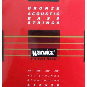 WARWICK 35200 MS4 RED BRONZE Acoustic 4-string