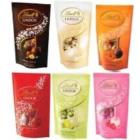 Lindt(リンツ) リンドールギフト 5粒入り(60g) (お好み【6袋】 セット)