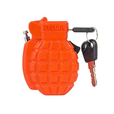 Subrosa - Combat Lock - Orange