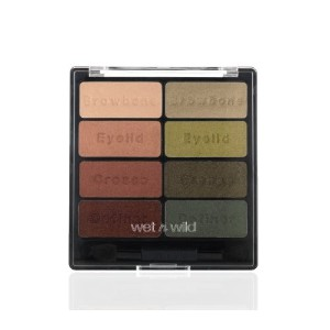 WET N WILD Color Icon Eyeshadow Collection - Comfort Zone (並行輸入品)