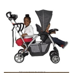 Graco(グラコ) RoomFor2 Stand and Ride クラシックコネクトベビーカー, メトロポリス 並行輸入品