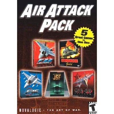 Air Attack Pack (輸入版)