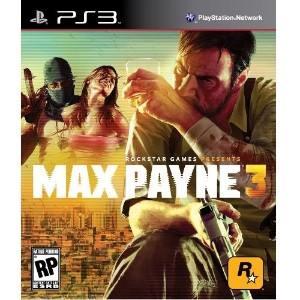 PS3 Max Payne 3 アジア版