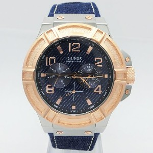 GUESS ゲス 腕時計 GUESS WATCHES(ゲス ウォッチ) RIGOR W0040G6 メンズ 【正規品】