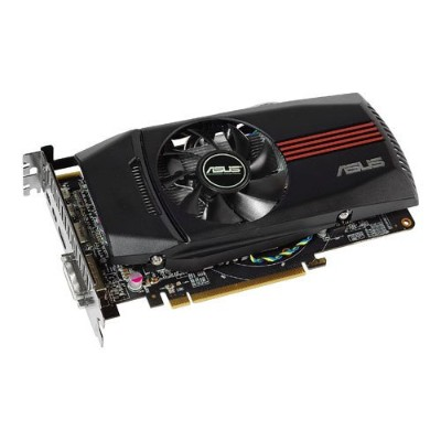 ASUSTek PCI-Express x16スロット対応グラフィックボード AMD Radeon HD7770 GDDR5 1GB HD7770-DC-1GD5