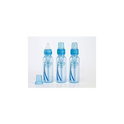 Dr. Brown's BPA Free 8 Oz Bottles - Blue by Dr. Brown's
