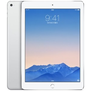 Apple au iPad Air2 Wi-Fi Cellular (MGWM2J/A) 128GB シルバー