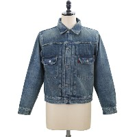 LEVIS VINTAGE CLOTHING(リーバイス ヴィンテージ クロージング) / 1953 TYPE II JACKET DIZZY (リーバイス ヴィンテージクロージング...