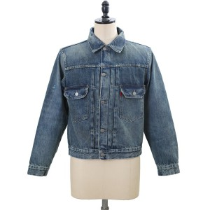 【SALE/セール】LEVIS VINTAGE CLOTHING(リーバイス ヴィンテージ クロージング) / 1953 TYPE II JACKET DIZZY (リーバイス ヴィンテージクロージン...