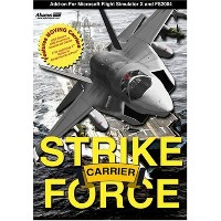 Carrier Strike Force: Expansion for Microsoft Flight Simulator X and FS 2004 (輸入版)